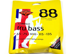 RotoSound Bass Guitar String tru bass 5 String Bass RS885LD Nylon 65-135