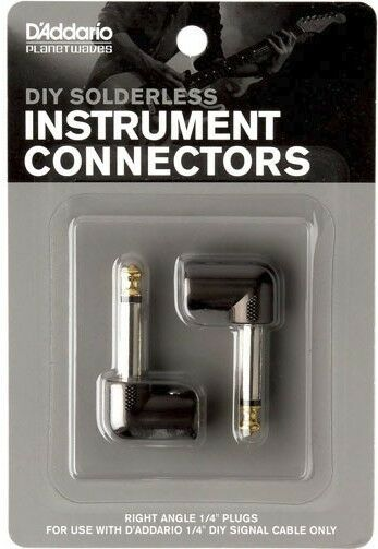 D'Addario - Planet Waves Cable Station Solderless Plug 1/4