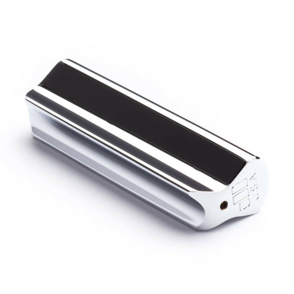 Dunlop Tonebar Slide Ergo Chromed Brass 925 5.35oz.