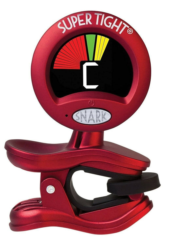 Snark Tuner  ST-2 Super Tight All Instrument Tuner w Metronome NEWEST VERSION.