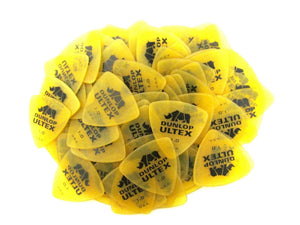 Dunlop Guitar Picks  Ultext  Tri (Triangle)  72 Pack  1.0mm (426R1.0).