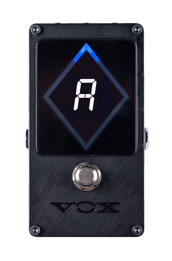 Vox Pedal Tuner - Strobe Multi-Display True Bypass VXT-1