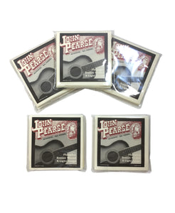 John Pearse Guitar Strings 5-Pack  Acoustic Extra Light #500XL Phos Bronze.