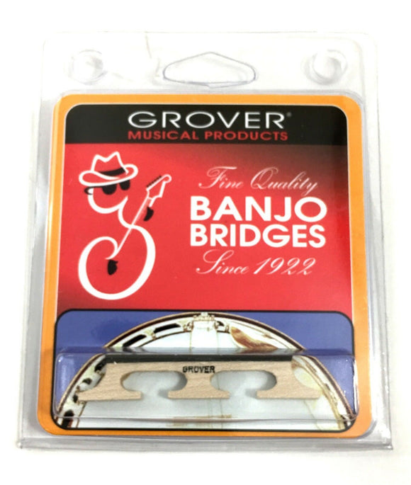 Grover Minstrel Tenor Banjo Bridge 1/2