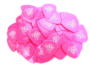 Dunlop Guitar Picks  Delrin 500  72 Pack  .71mm  41R.71