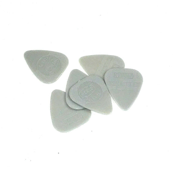 Herco Guitar Picks Holy Grail Flex 75 Reissue HE777P 6 Pack Unique Nylon Formula