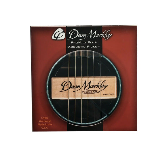 Dean Markley ProMag Grand Acoustic Pickup Single Coil.