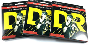 DR Guitar Strings Electric 3 Pack Alexi Laiho Signature Series 10-56 SAL-10.