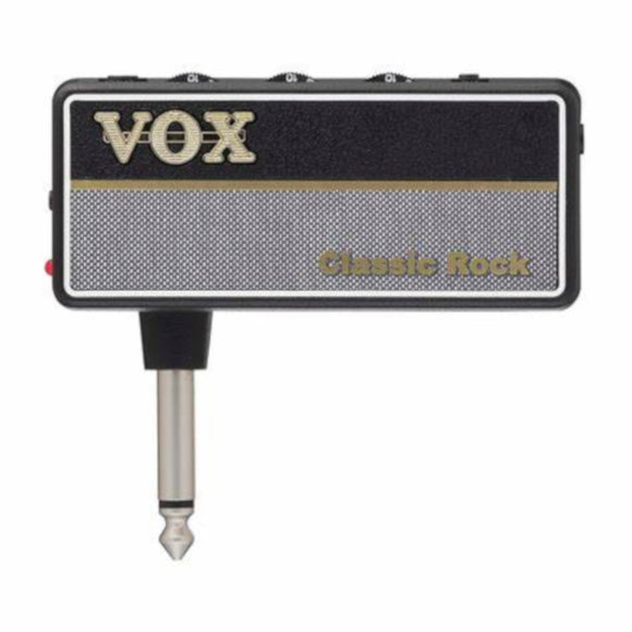Vox amPlug2 Guitar Amplifier Mini Headphone Amp - Classic Rock Analog Circuit
