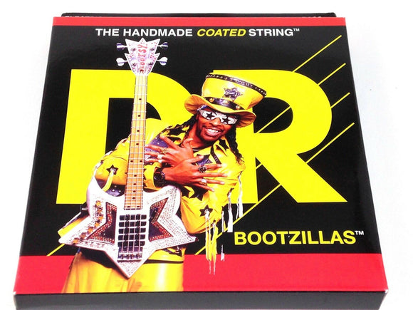DR Bass Strings Bootzillas Bootsy Collins Funk Long Lasting Coated 50-110