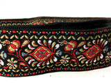 LOCK-IT Guitar Strap Retro Vintage Series Persian Patented Strap Locking