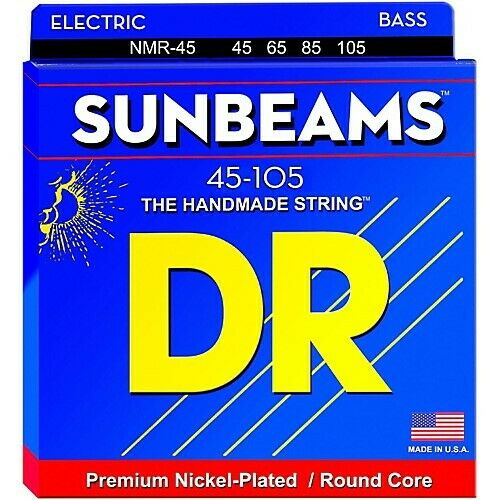 DR Bass Strings Sunbeams NMR-45 45-105 Medium