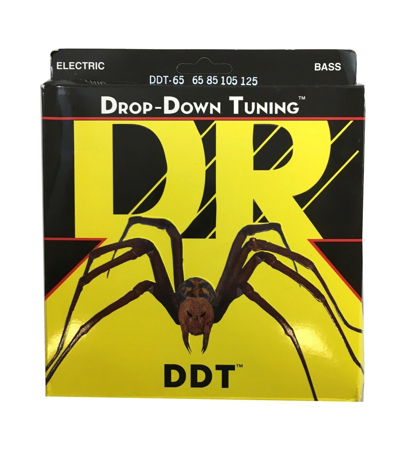 DR Bass Strings DDT Drop Down Tuning 65-125 Extra Heavy.