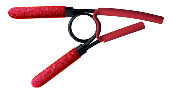 Paige Guitar Capo - Spring Style - Red - Made in the USA