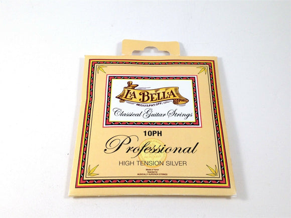 La Bella Guitar Strings Classical  Professional Series High Tension Silver