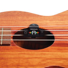 Load image into Gallery viewer, D'Addario Ukulele Uke Micro Soundhole Tuner