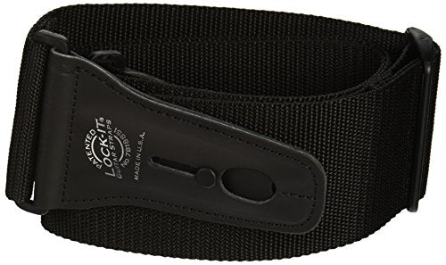 LOCK-IT Guitar Strap | Black | 3