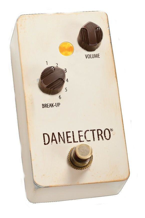 Danelectro Breakdown Overdrive - Poly Drive 6 drives in ONE pedal!.