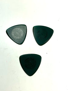 Dunlop Guitar Picks Akira Takasaki Custom Primetone  3 Pack  Primetone Small Tri 1.4mm.