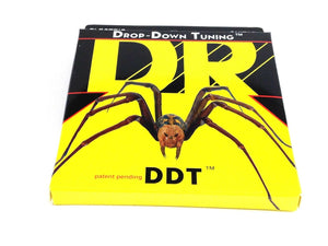DR Guitar Strings Electric DDT Drop Down Tuning 10-52