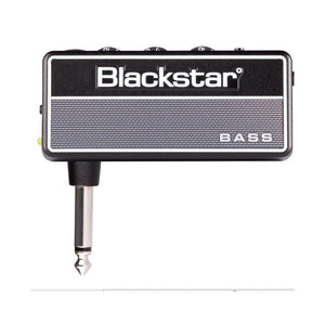 Blackstar amPlug2 Fly Bass Amplifier Mini Headphone Amp 3 Channels With 6 Rhythm Loops.