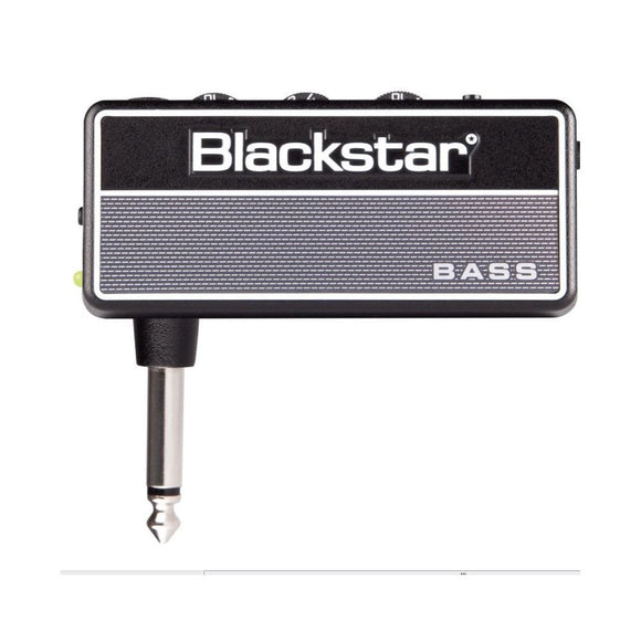 Blackstar amPlug2 Fly Bass Amplifier Mini Headphone Amp 3 Channels With 6 Rhythm Loops