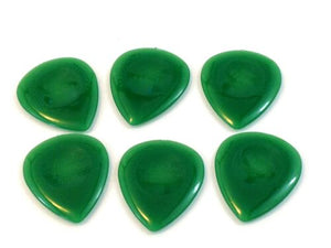 "Clayton Guitar Picks  Rock hard ""Stone""  2.0mm   6 Pack."