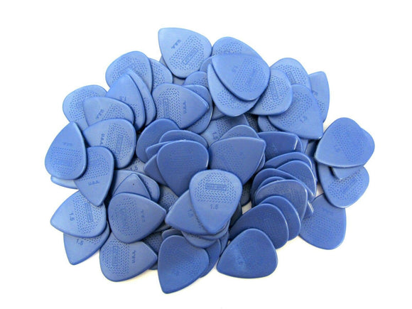 Dunlop Guitar Picks  72 Pack  Nylon Standard  Max-Grip  1.50mm