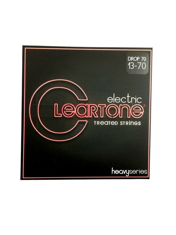 Cleartone Guitar Strings  Electric  Monster Drop C 13-70  Super long life