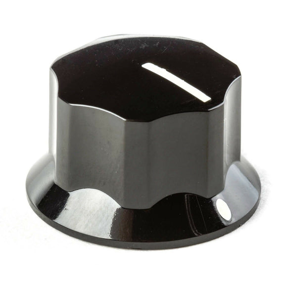 Dunlop MXR Effect Pedal Knob with Skirt & Screw.