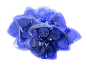 Dunlop Guitar Picks  24 Pack  Tri (Triangle) Stubby  2.0mm  473R2.0  Lexan.