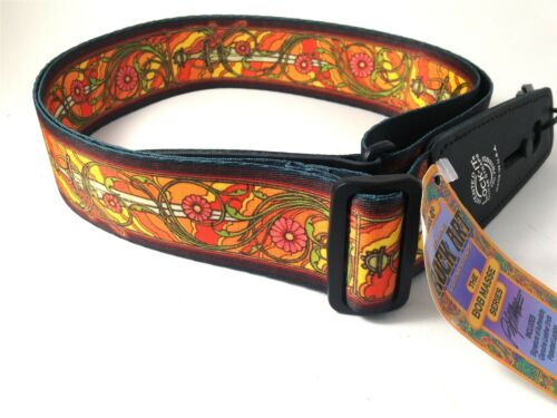 LOCK-IT Guitar Strap  Bob Masse Series - Mythical Swords Patented Strap Locking.