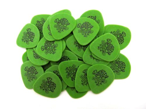 Dunlop Jazz Guitar Picks  Tortex  36 Pack  Medium  Round Tip  472RM1