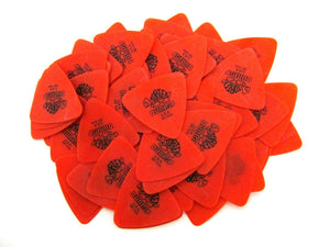 Dunlop Guitar Picks   Tortex Tri (Triangle)   72 Pack .50mm (431R.50)