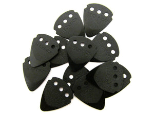 Dunlop Guitar Picks  Techpick (Tech Pick) Aluminum  Metal  Black 467R.BLK