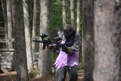 Beginner's Guide to Paintball at Fort Ouest