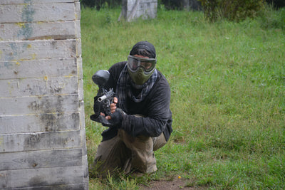 Become a member of our paintball park
