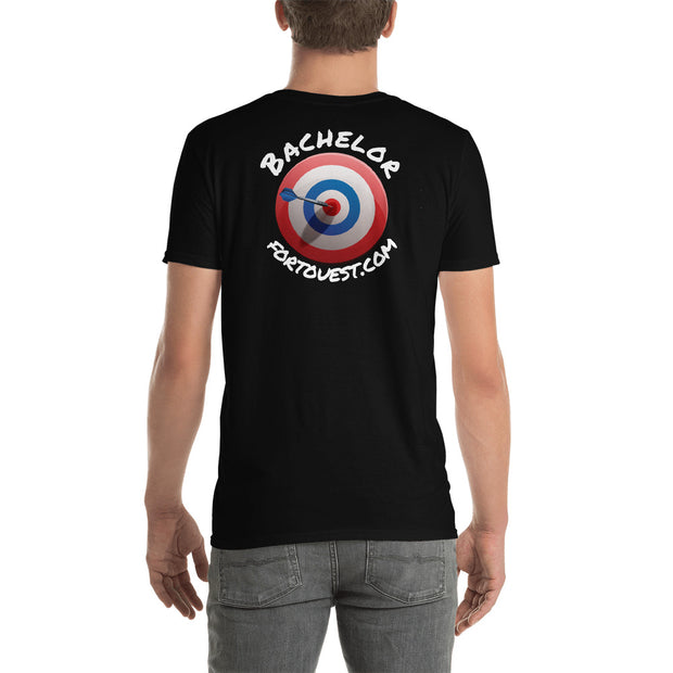 T-shirt de bachelor Fort Ouest