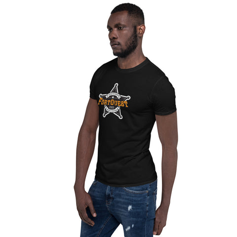 T-shirt Unisexe Fort Ouest