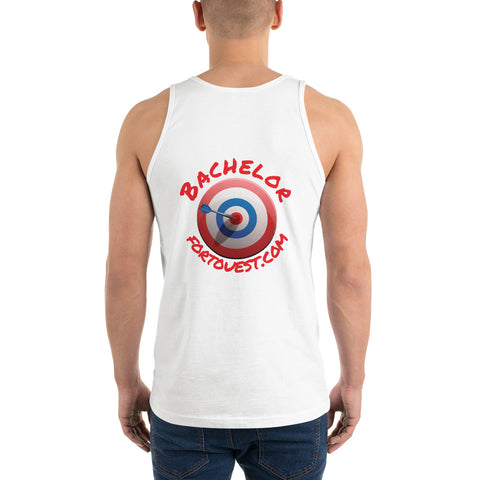 Fort Ouest's Bachelor Jersey Tank Top