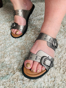 The Trudy Sandal