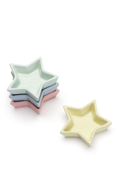 Ceramic Star Bowls Set