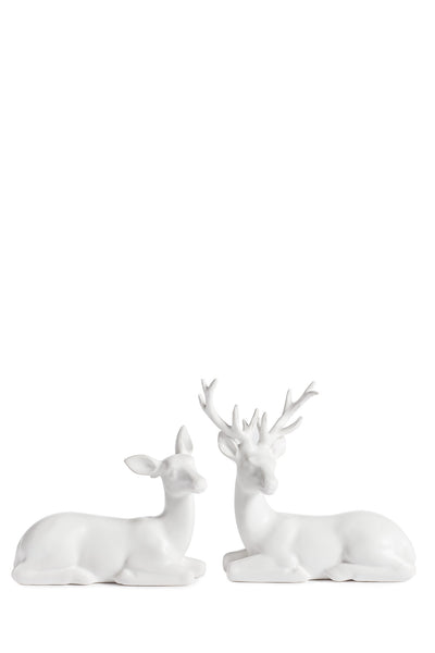 Deer Figurines Cake Toppers