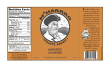 Load image into Gallery viewer, M'Harrrg Habanero Coriander Pirate Sauce