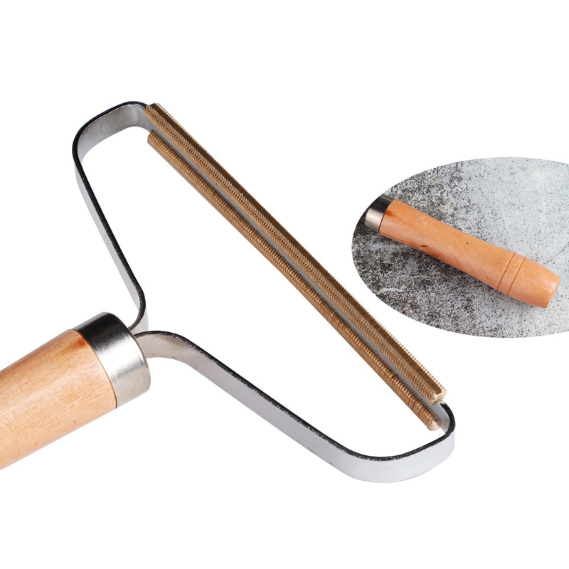 SOFT CLEANER™ - ANTI-PILLING AND ANTI-LINT BRUSH