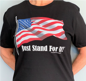 Just Stand For It T-Shirt