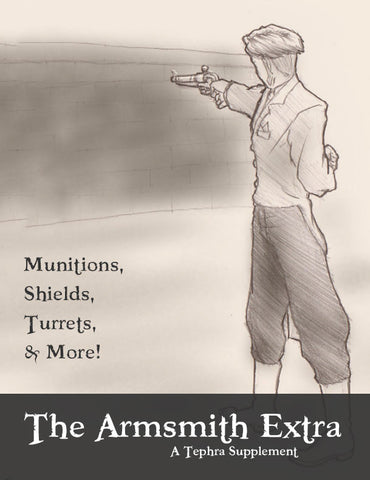 Armsmith Extra - Tephra PDF Supplement
