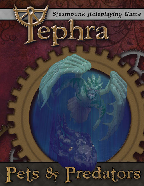 Pets & Predators - A Tephra Expansion