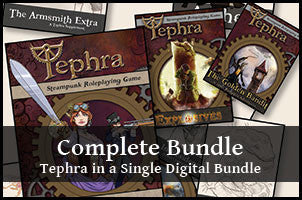 Tephra Complete Digital Bundle