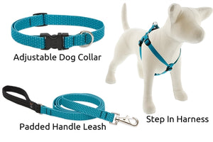 "LupinePet® 3/4"" Eco Dog Lead Collection"